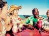 Cocktails at Hobie Beach